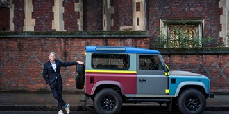 De Paul Smith Defender: Land Rover geeft exclusieve video vrij