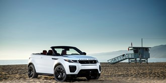 Evoque Convertible Roadshow - 20 april @ Versuz