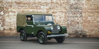 LAND ROVER SERIES I 'REBORN'
