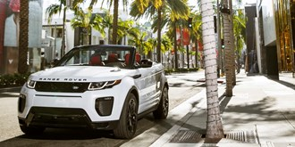 Wild Thing - Evoque Convertible Introductiedagen