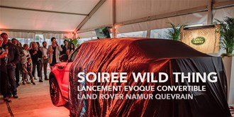 "Ambiance soirée ""Wild Thing"""