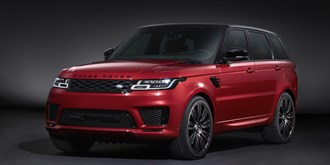 DE NIEUWE RANGE ROVER SPORT IS TOP