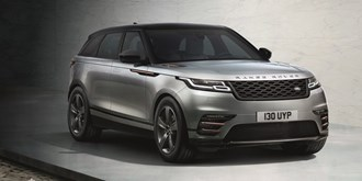 Range Rover Velar Limited Edition