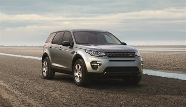 Discovery Sport Above Beyond