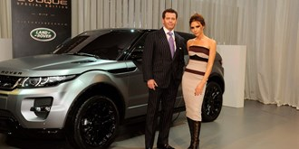 """RANGE ROVER EVOQUE SPECIAL EDITION WITH VICTORIA BECKHAM"" BELEEFT WERELDDEBUUT IN CHINESE PEKING"