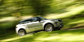 Range Rover Evoque is Women's World Car of the Year
