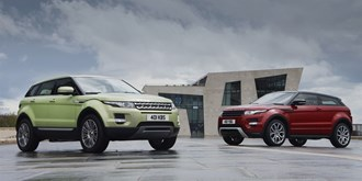 Range Rover Evoque is Diesel Car of the Year