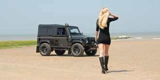 Defender Special edition by Tersteene