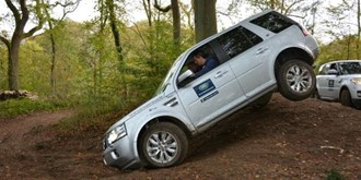 Land Rover Experience Day Namur-Rhisnes