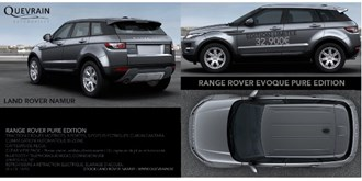 Conditions Range Rover Evoque ed4