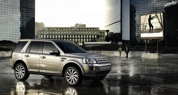 Freelander- Land Rover movies
