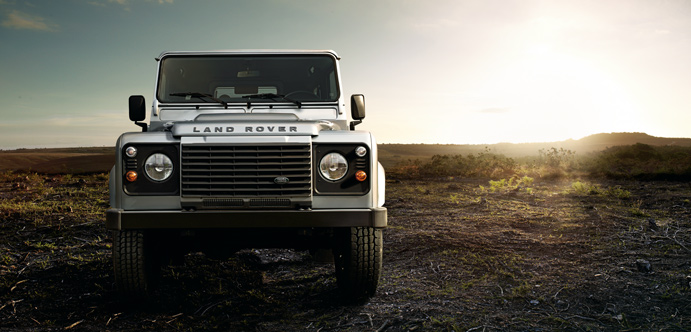 Defender- Land Rover movies