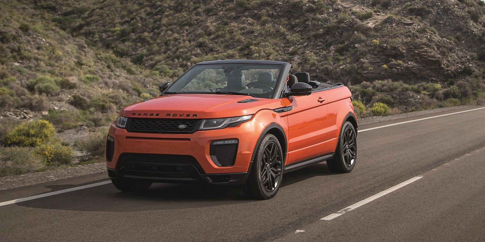TESTRIT EVOQUE CONVERTIBLE