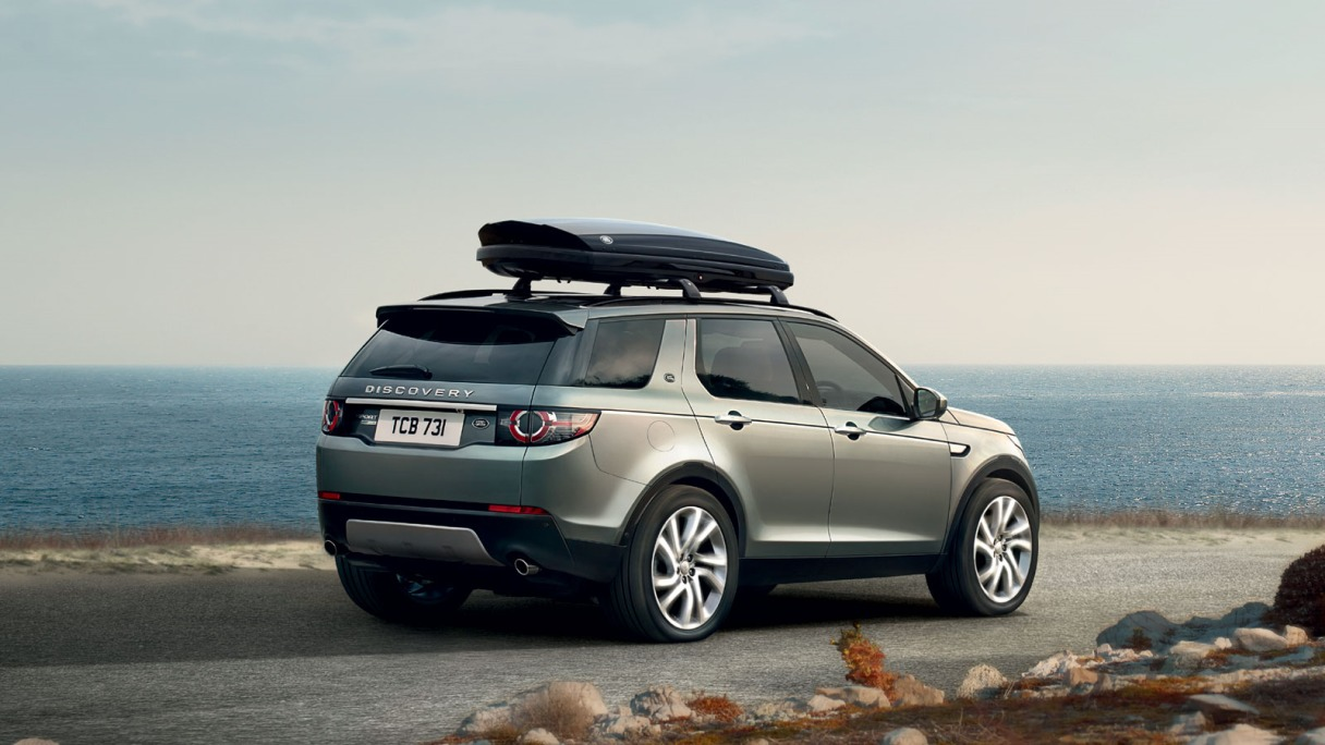Promotion Accessoires Discovery Sport