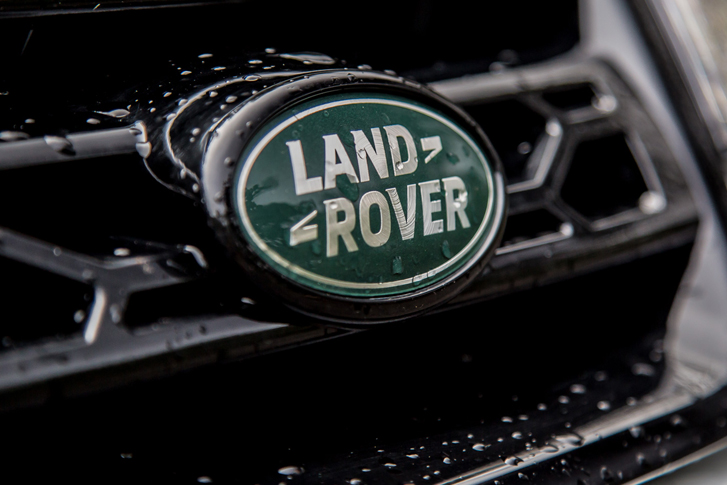 Land Rover Logo In Disco Sport Grille- Fleet and Business: Because when you stop and look around you...This life is pretty amazing.