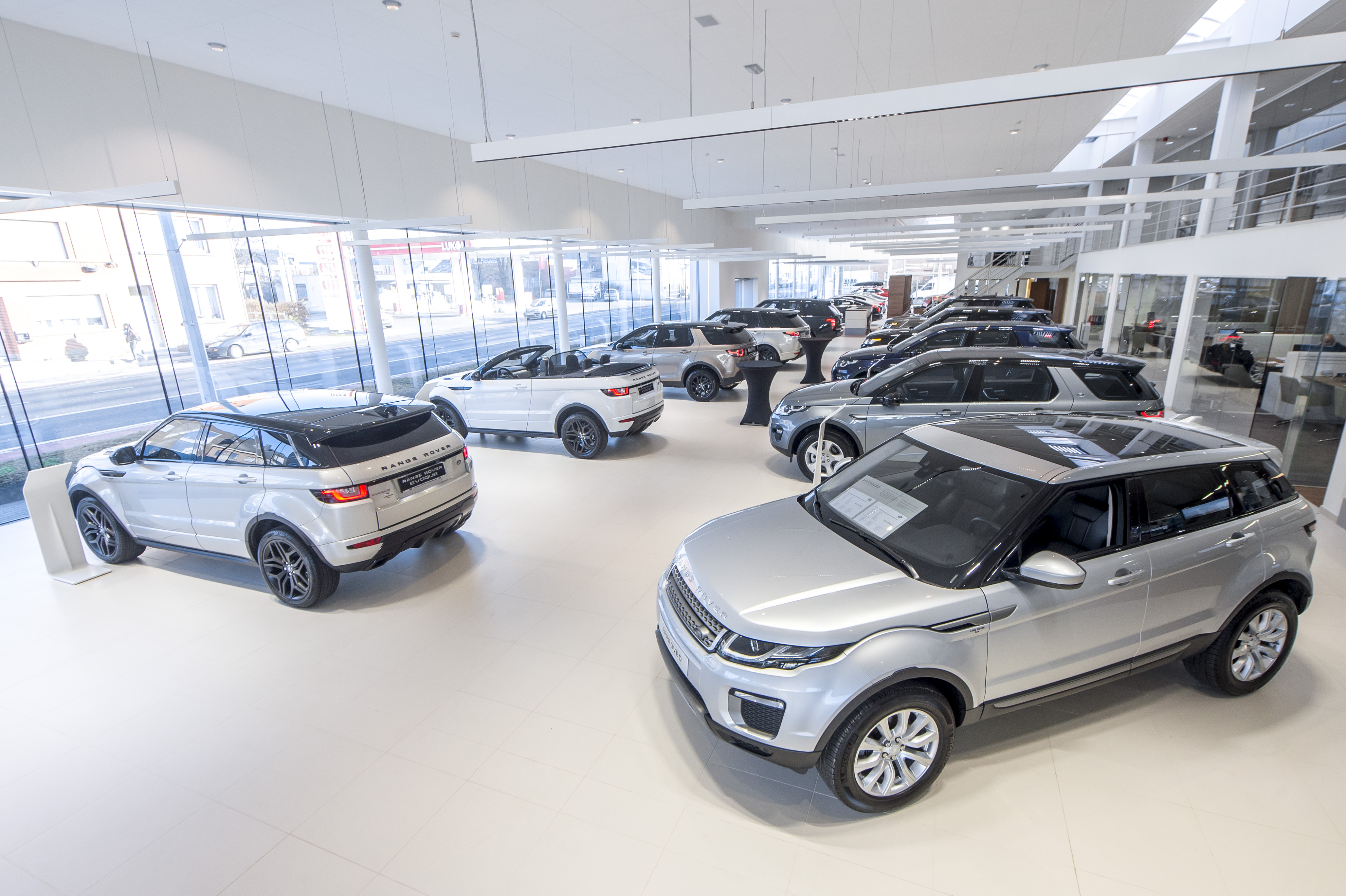 State-Of-The-Art Showroom