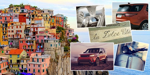 "Discover the world : "" La Dolce Vita """