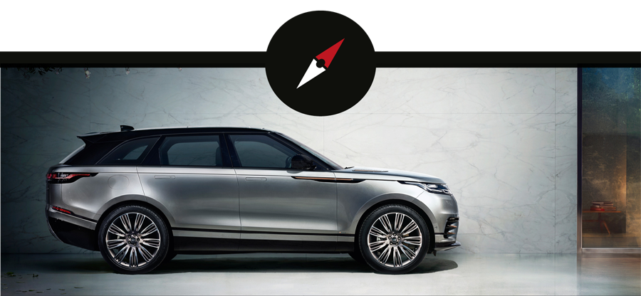 Countdown...Preview New Range Rover Velar 29 mei