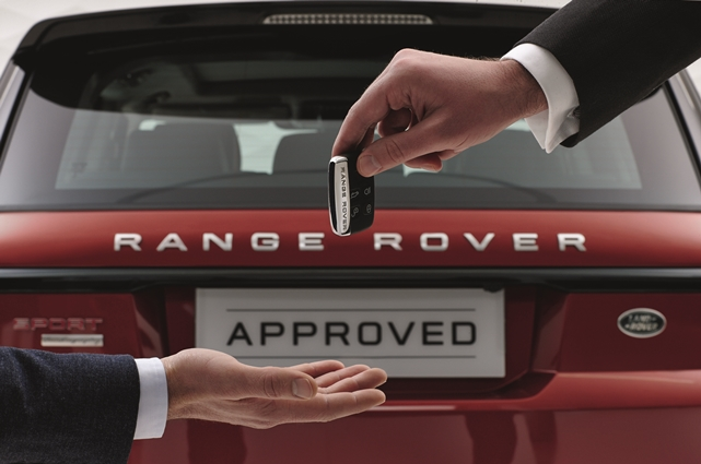 641X425 LR Approved No Logo - Land Rover Approved