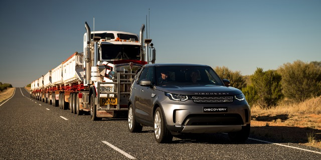 640X320 Discovery Road Train - LAND ROVER DISCOVERY ONBETWISTE SLEEPKONING
