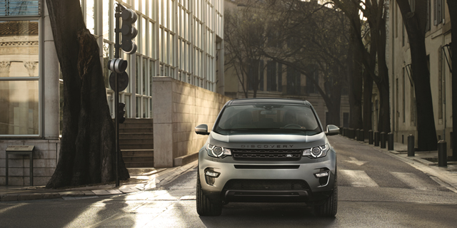 Discovery Sport Urban Series 2018 - CONDITIONS SPÉCIALES