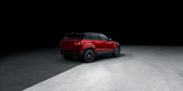 RRE Ultimate Edition Firenze Red 640X320 - Range Rover Evoque Ultimate Edition