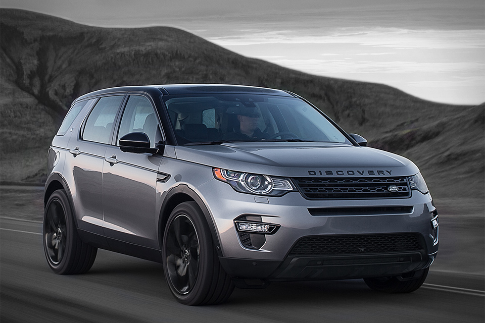 discovery sport- Fleet and Business: Because when you stop and look around you...This life is pretty amazing.
