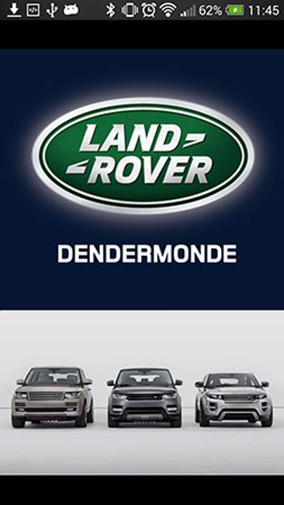 DOWNLOAD NU GRATIS ONZE APP LAND ROVER DENDERMONDE VIA DE APP STORE